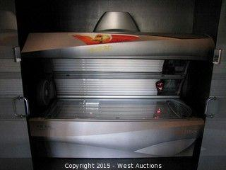 Soltron M-50 Genie Turbo Plus Tanning Bed