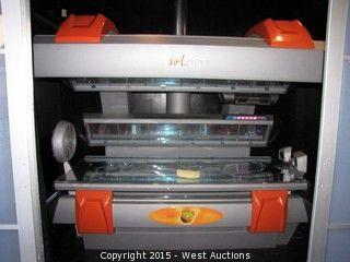 Soltron Kiwi King XXL-105 Ultra Power Tanning Bed